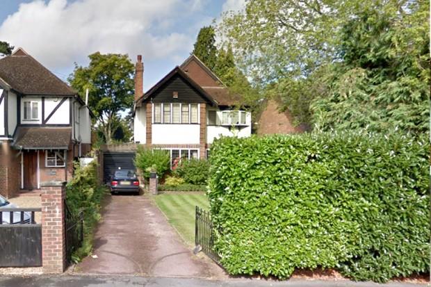 Sidney Road, Walton-on-Thames, Surrey KT12