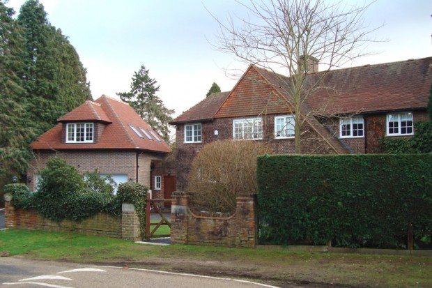 Ridgway, Pyrford, Surrey GU22