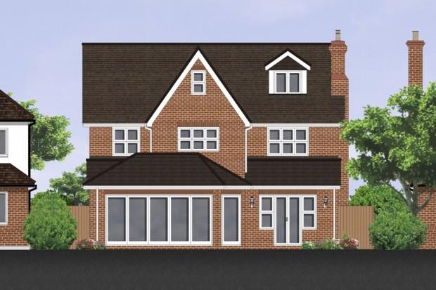 Charlton Avenue, Walton-on-Thames, Surrey KT12