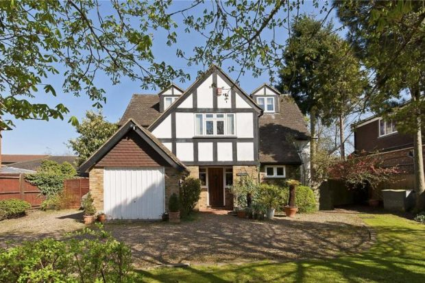 Devonshire Road, Weybridge, Surrey KT13