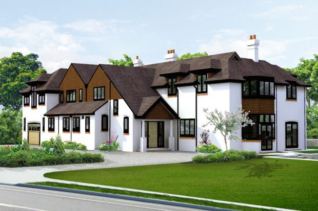 Arts & Crafts Extension, Weybridge, Surrey KT13