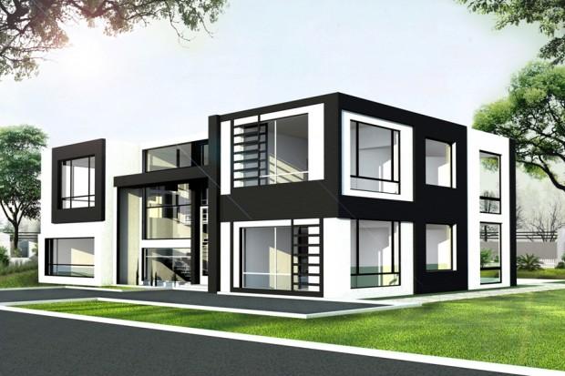 New Contemporary House, Weybridge, Surrey KT13