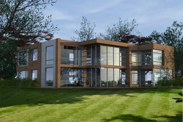 New Contemporary House, Oxshott, Surrey KT22