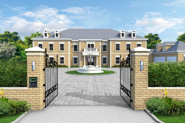 New House, Esher, Surrey KT10