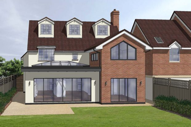 Extension, Thames Ditton, Surrey KT7