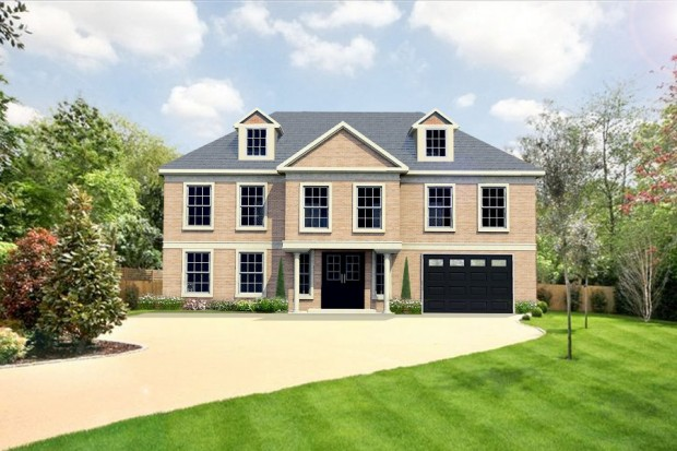 New House, Walton-on-Thames, Surrey KT12