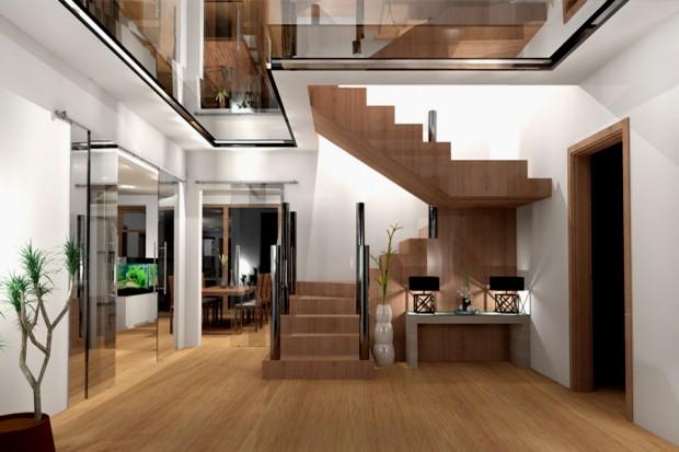 Hallway Design, Cobham, Surrey KT11