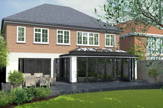 Extension, Esher, Surrey KT10