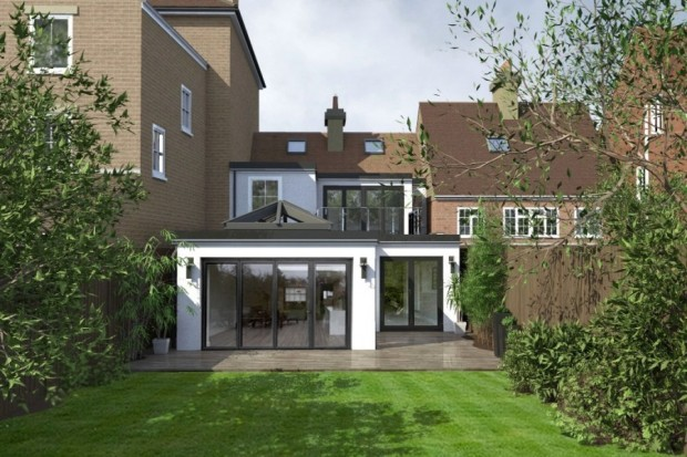 Extension, Weybridge, Surrey KT13